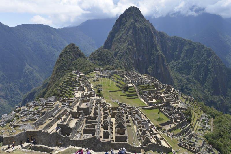 Mach Picchu, Cuzco, Peru zdjęcia stock