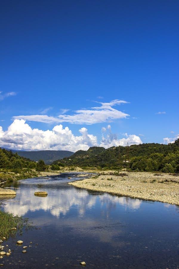 Machara河 免版税库存图片