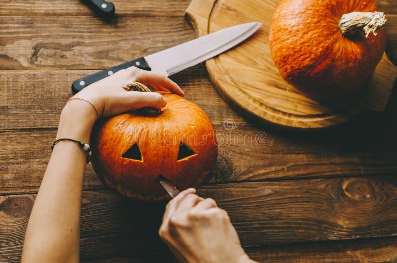 Machen Sie ein Halloween stockbilder