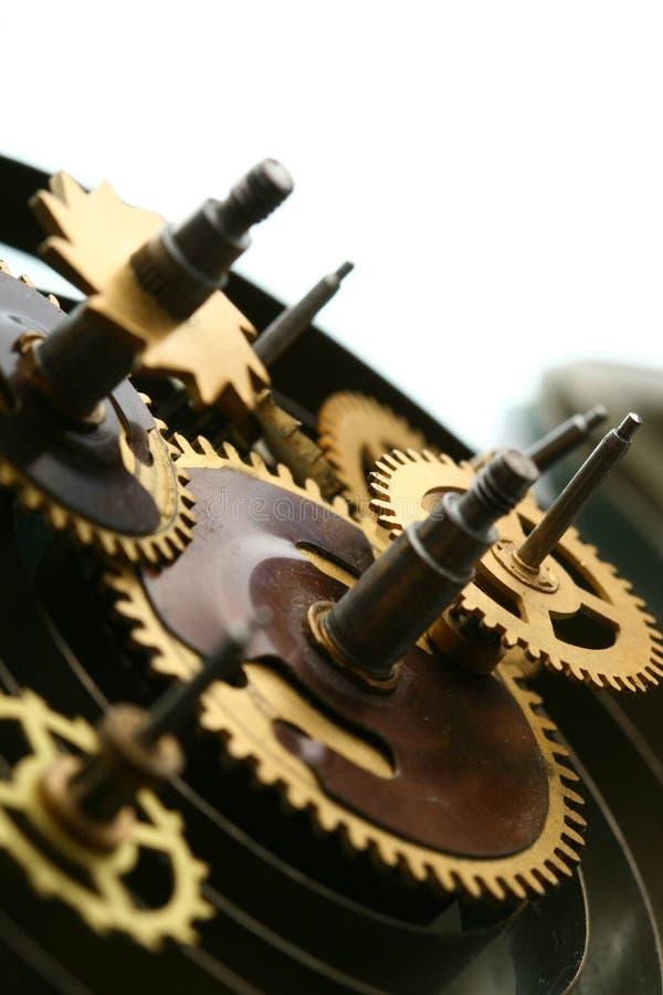 machinalna zegarowa przekładnia zdjęcia stock