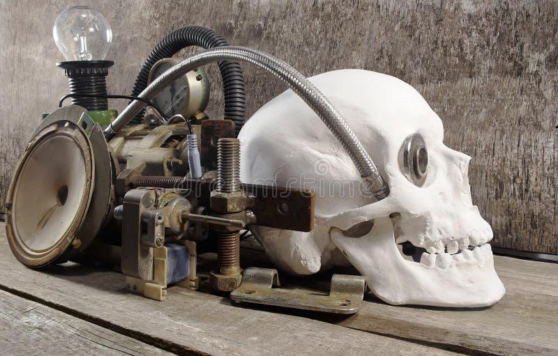 Machinalne maszynowe części zdjęcie royalty free