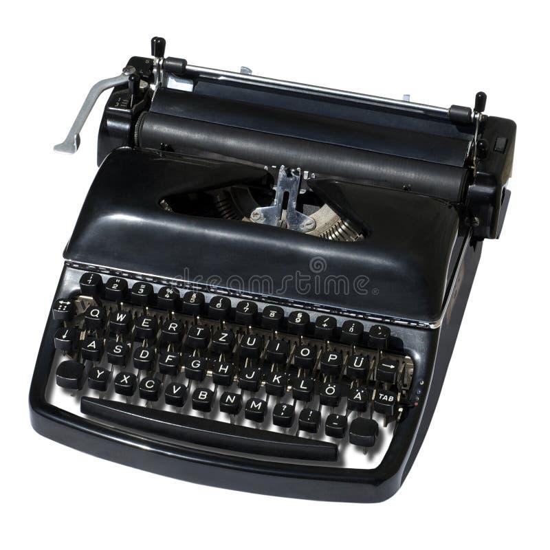 Machine à écrire antique photos stock