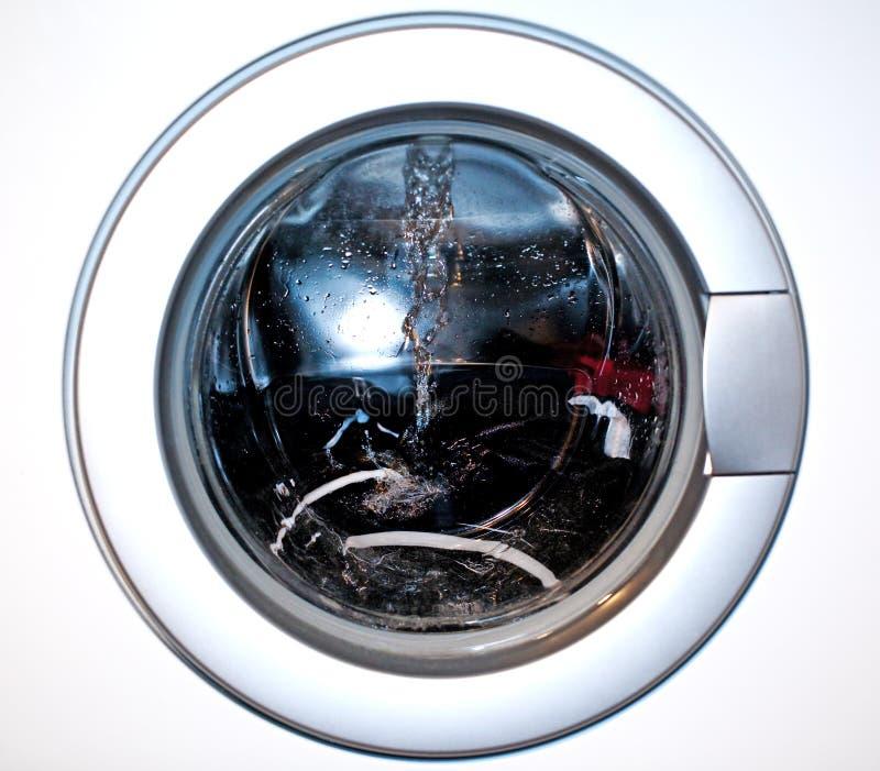 Machine à laver image libre de droits
