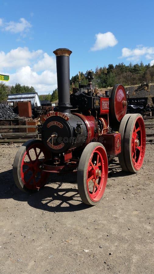 Machine à vapeur photographie stock libre de droits
