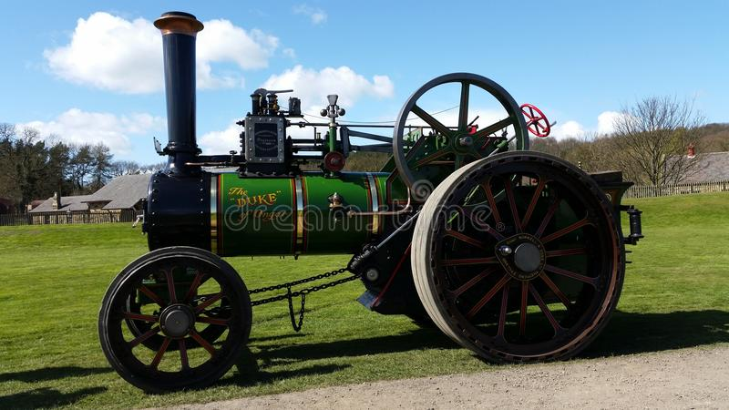 Machine à vapeur photos stock