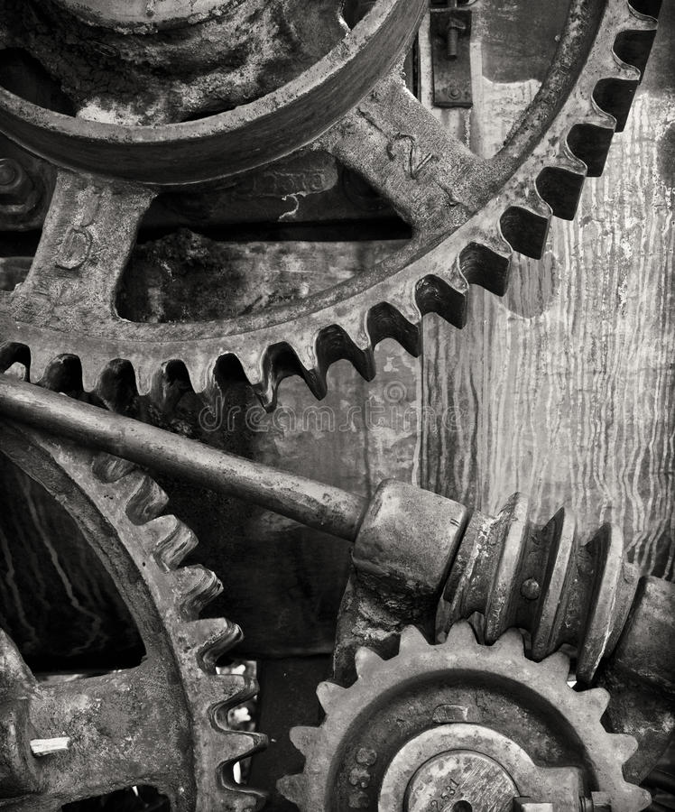 Download The Machine stock photo. Image of rust, full, gear, oxide - 15212678