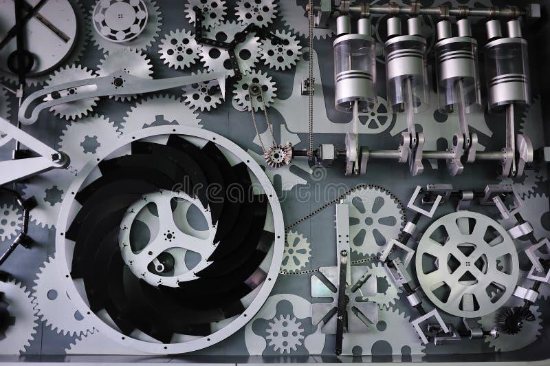 Machine photographie stock