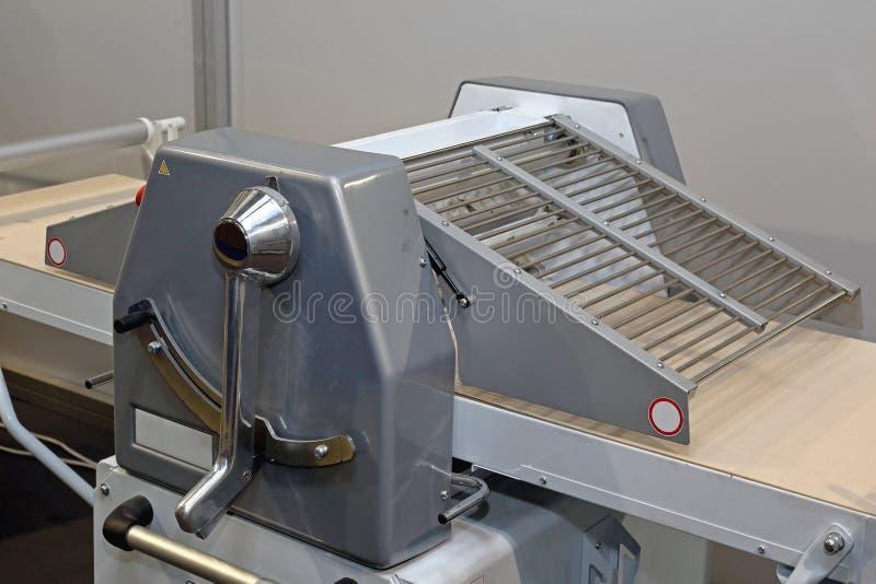 Machine de boulangerie de p?tisserie photographie stock libre de droits
