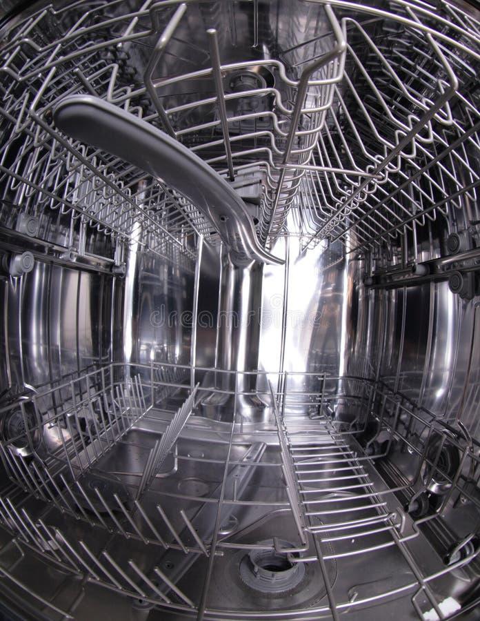 Machine de lave-vaisselle photos libres de droits