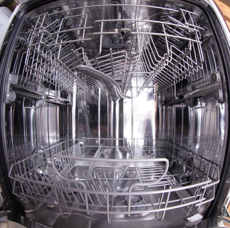 Machine de lave-vaisselle images libres de droits