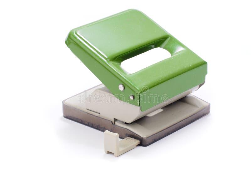 Machine de perforatrice photo libre de droits