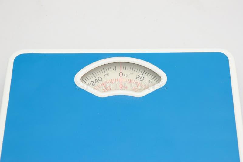 Machine de pesage image libre de droits