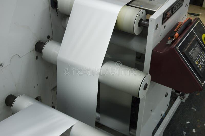 Machine de roulis image libre de droits