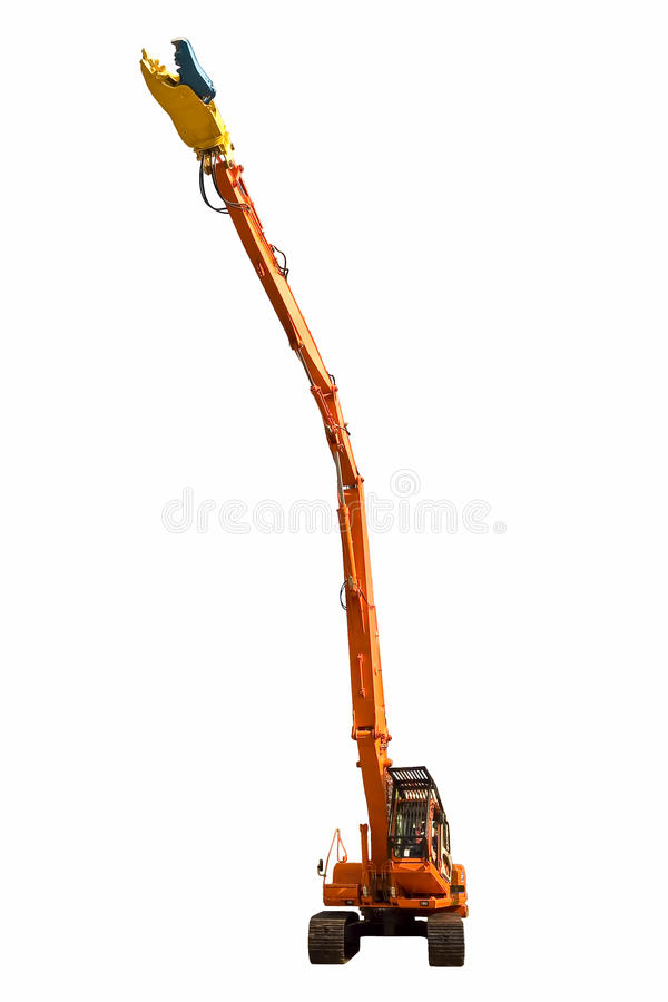 Machine for dismantling stock images