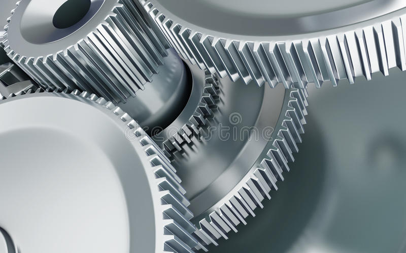 Download Machine Gear Background Royalty Free Stock Images - Image: 30369319