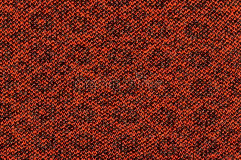 Machine gebreide stof patroon dichte omhooggaande textuur stock afbeeldingen