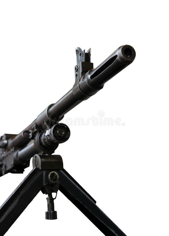 Free Machine Gun Royalty Free Stock Photography - 28531117