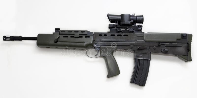 Machine gun stock photos