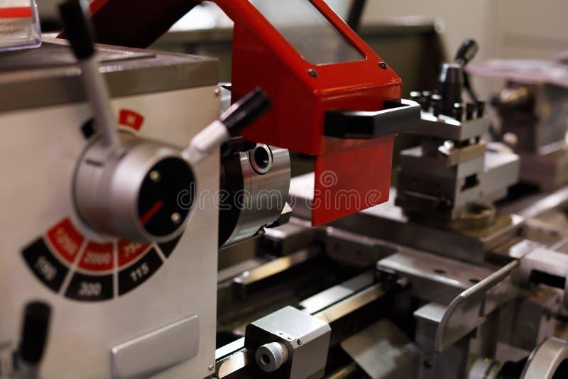 Machine mécanique de tour photographie stock