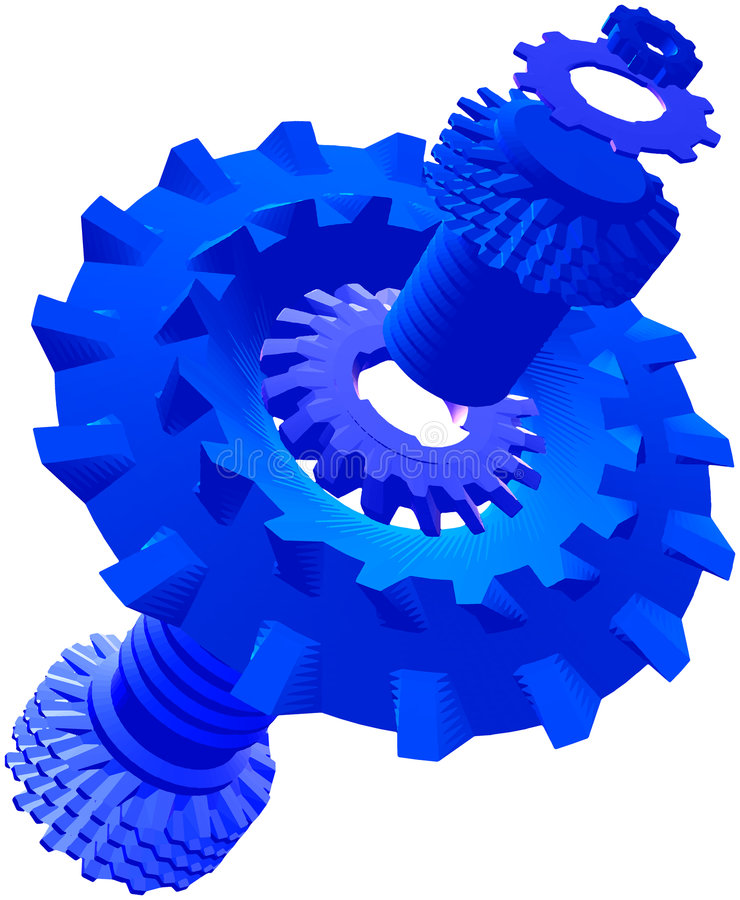 Download Machine Parts Royalty Free Stock Photography - Image: 194417