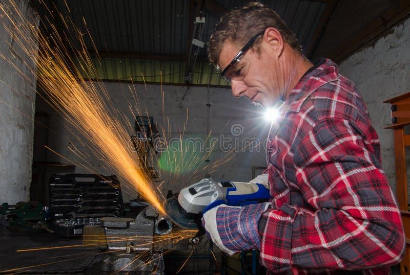 Machine Repair royalty free stock photos