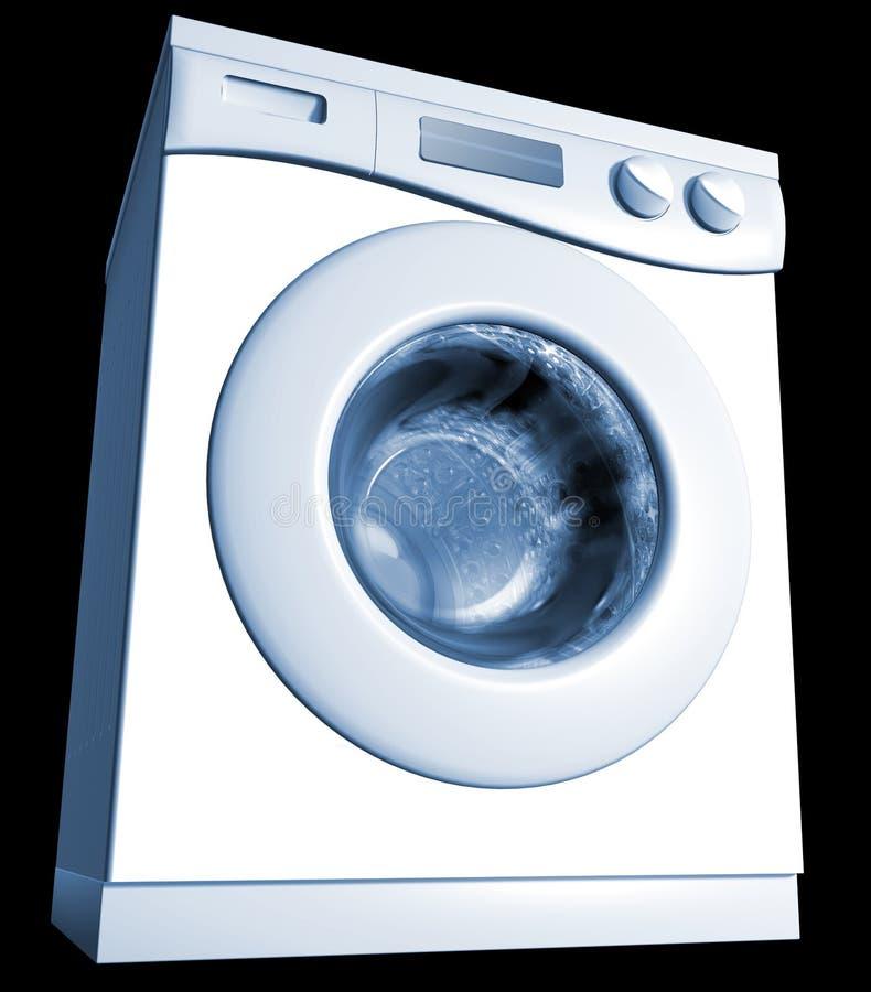 machine tvätt vektor illustrationer