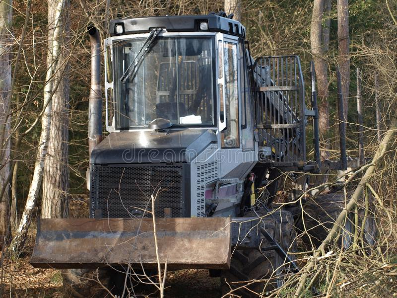 Download Machine for wood transport stock photo. Image of performance - 37714122