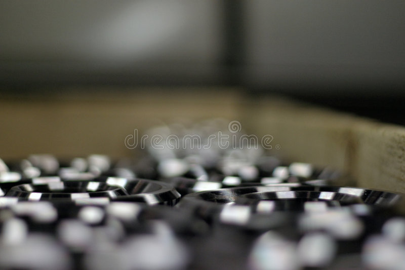 Download Machined parts stock photo. Image of mechanical, parts - 5347150