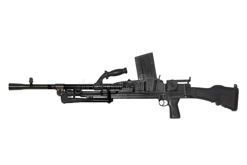 Machinegeweer royalty-vrije stock foto's