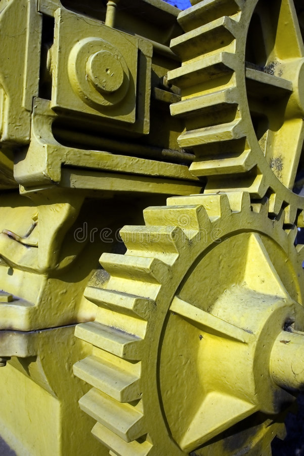 Machinery stock images