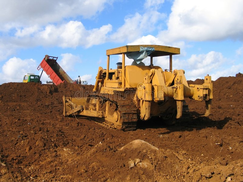 Download Machinery-3394 stock photo. Image of yellow, ground, action - 62460