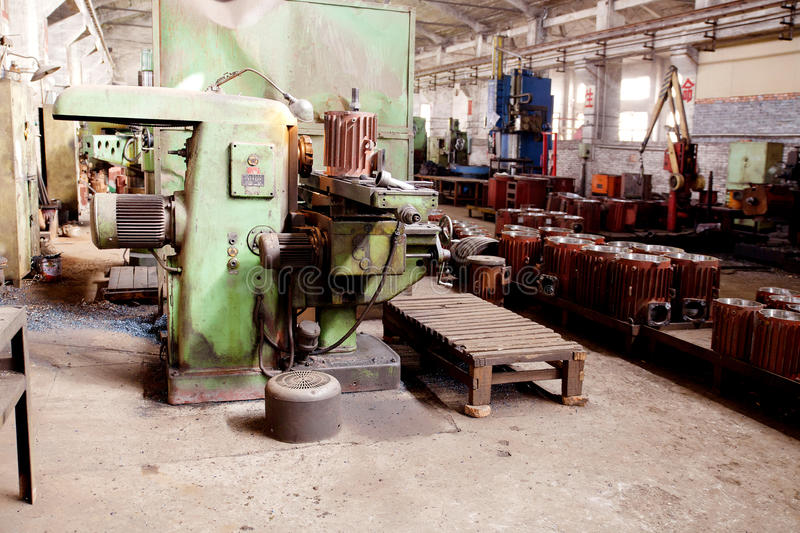 Download Machinery Factory stock image. Image of photography, workshop - 59373557