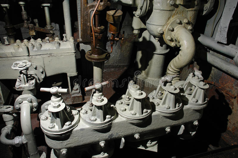 Machinery Room Stock Photography