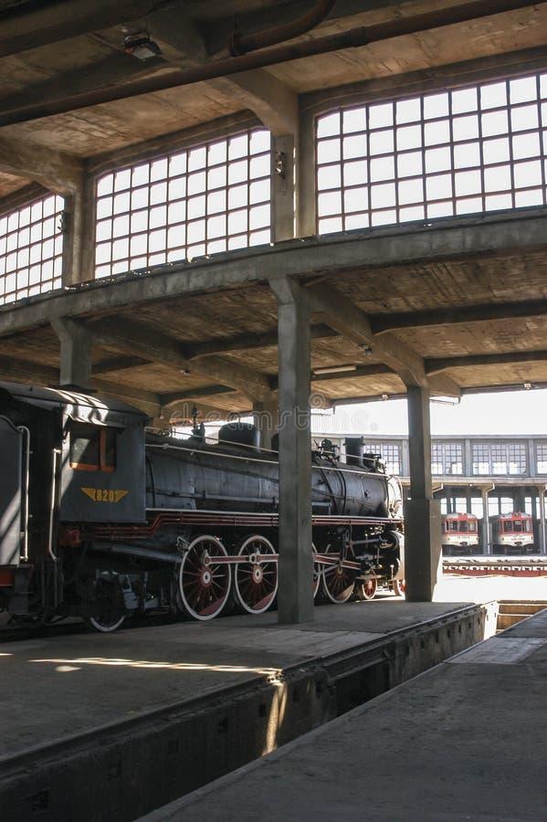 Machines à vapeur photo stock