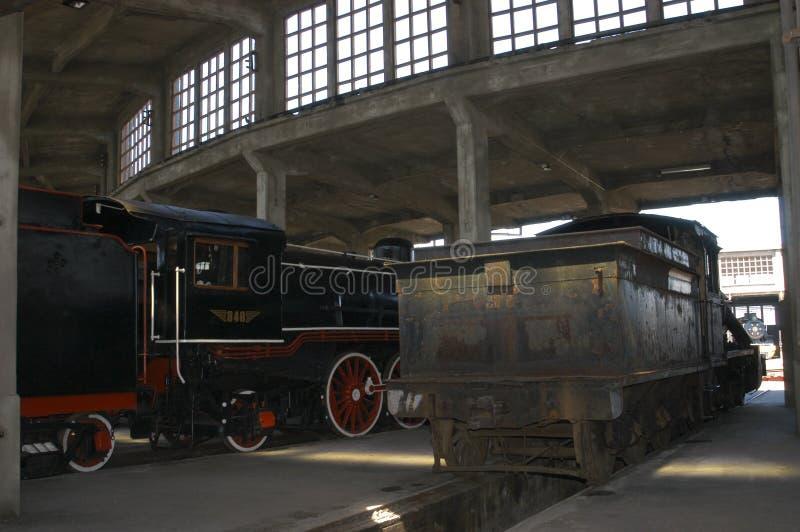 Machines à vapeur photos stock