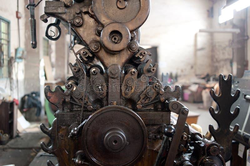 Machines photographie stock libre de droits