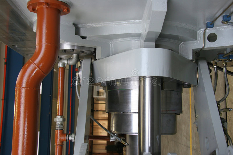 Machines stock afbeelding