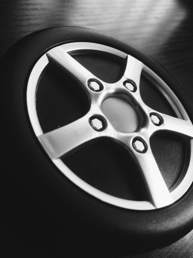 machines de roue de camion images stock