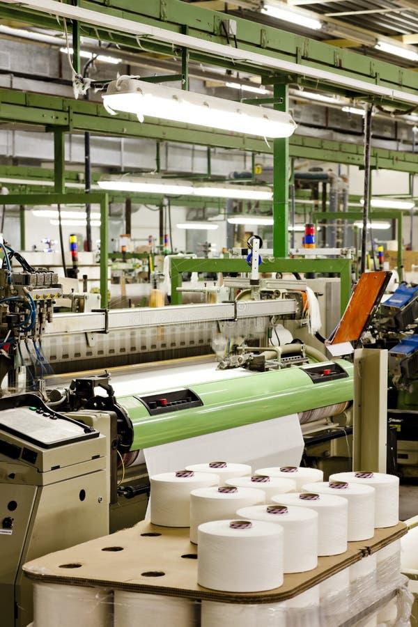 Machines de textile photo libre de droits