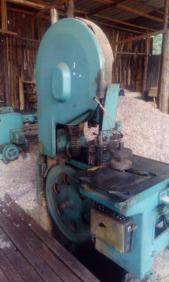Machines en bois photos stock