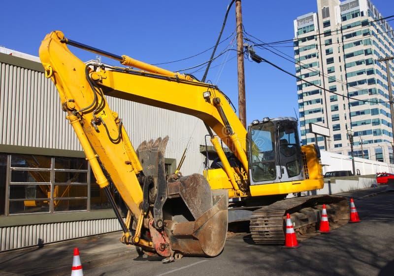Machines lourdes. photos stock