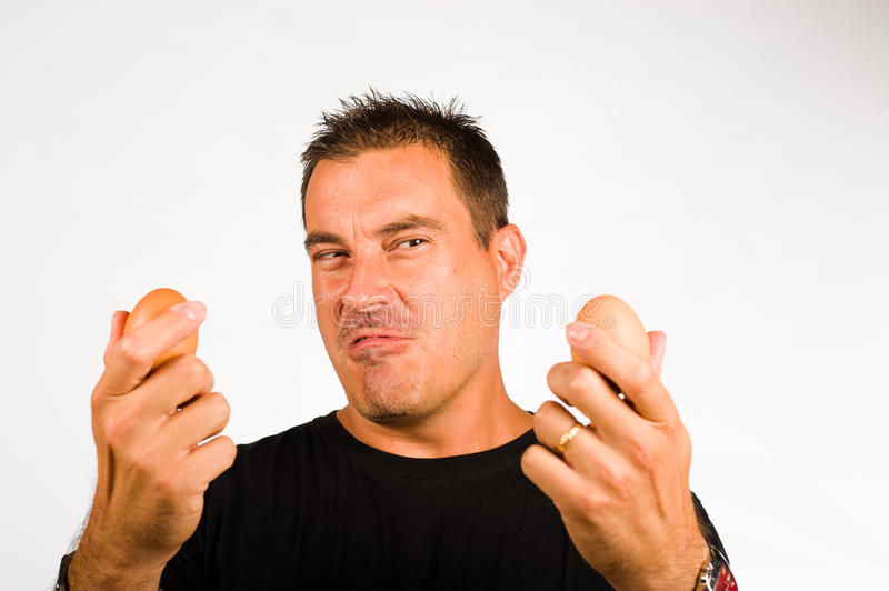 Download Macho gesturing stock photo. Image of pompous, isolated - 20892448
