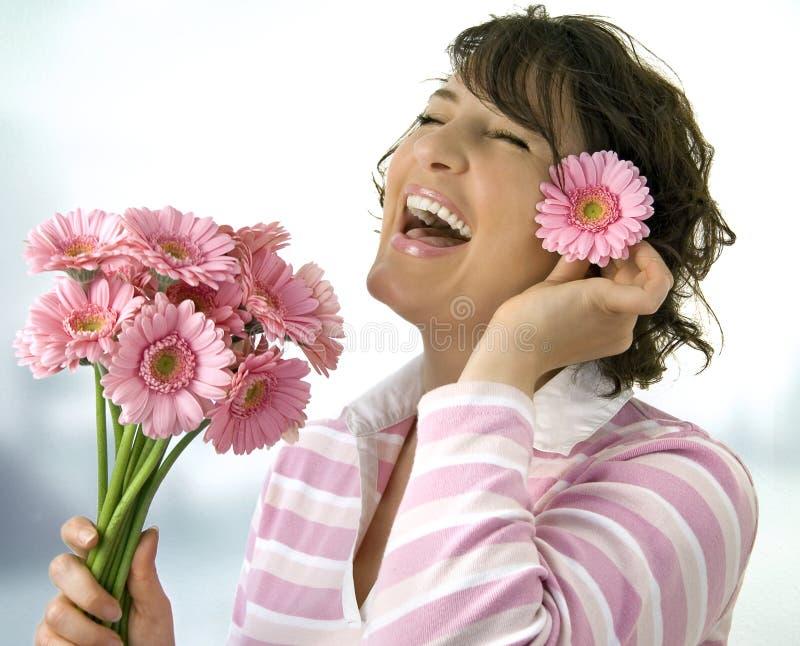 Macht 2 van de bloem stock afbeelding