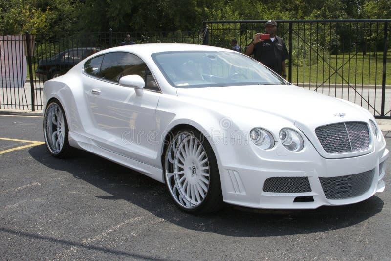 Macht 92 Car Show royalty-vrije stock afbeelding