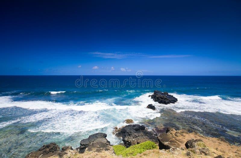 Macht van oceaan royalty-vrije stock foto