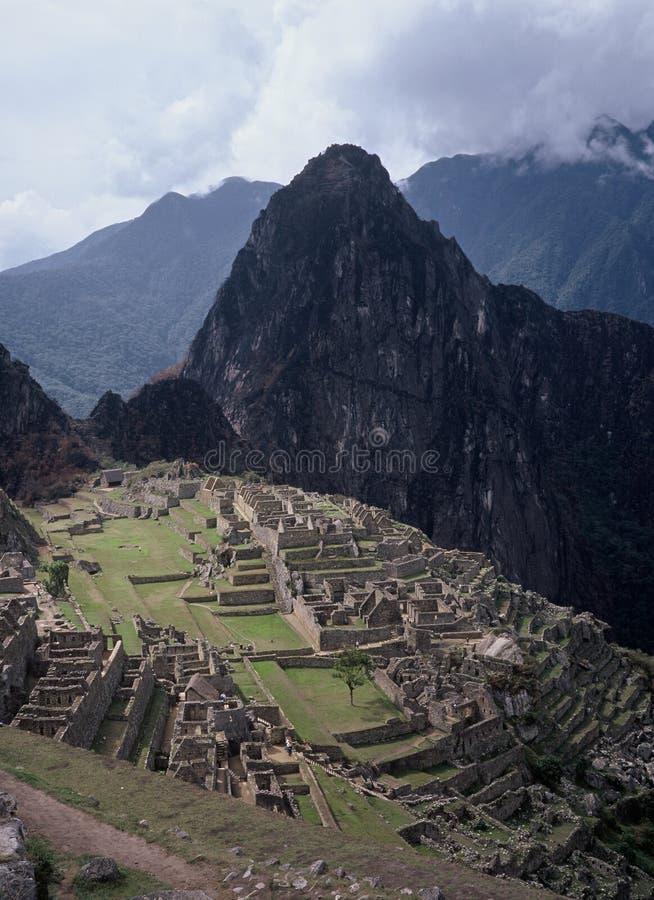 Machu Picchu 1 imagen de archivo libre de regalías