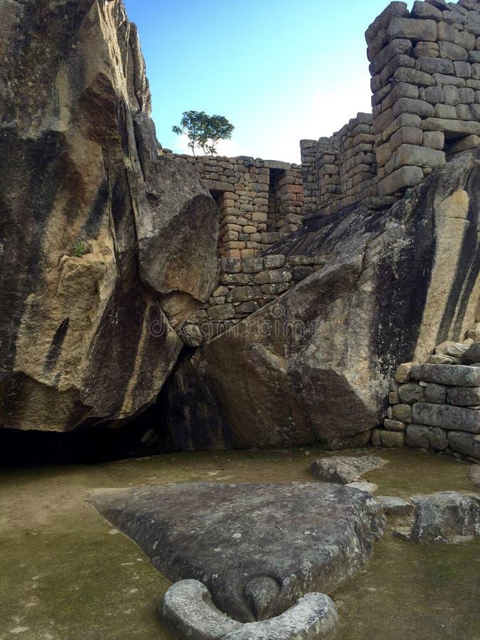 Machu Picchu 库存图片