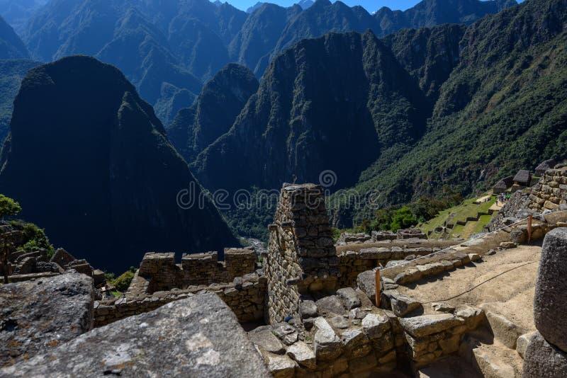 Machu Picchu fotos de stock