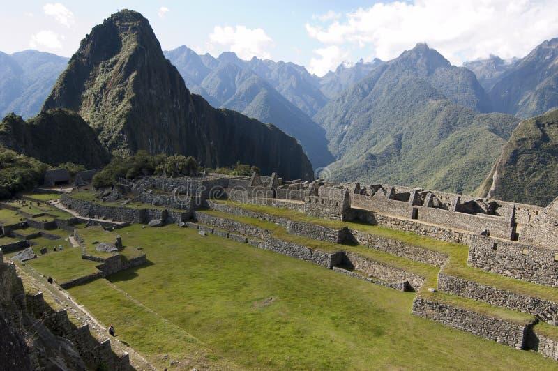 Machu Picchu foto de stock royalty free