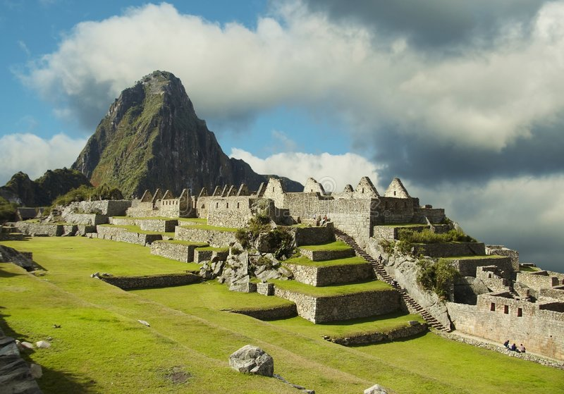 Download Machu-Picchu stock image. Image of country, ancient, archeological - 1904635